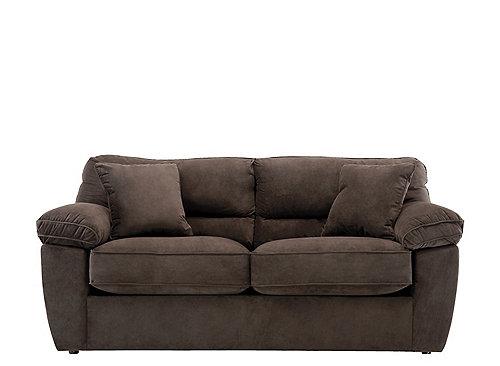 Rockport Microfiber Full Sleeper Sofa