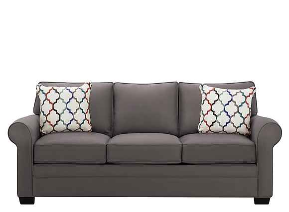 Glendora Queen Microfiber Sleeper Sofa