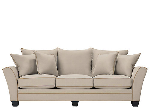Extra Firm Replacement Sofa Cushions | Baci Living Room