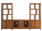 "Granthom 3-pc. Wall Unit w/ 48"" TV Console"
