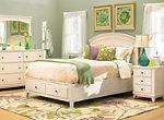 Kylie 4-pc. Queen Storage Bedroom Set