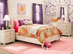 Kylie Youth 4-pc. Full Platform Bedroom Set