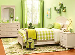 Kylie 4-pc. Twin Platform Bedroom Set