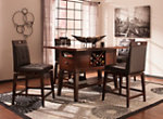 Danfield 5-pc. Counter-Height Dining Set