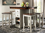 Shea 5-pc. Counter-Height Dining Set