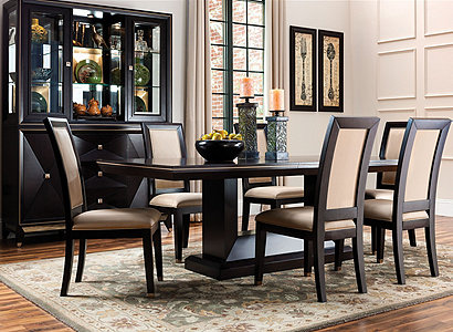 Callister Contemporry Dining Collection