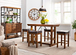 Fenwick 5-pc. Counter-Height Dining Set