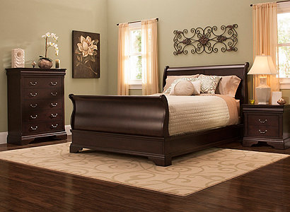 Charleston Traditional Bedroom Collection Design Tips