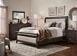 Union City 4-pc. King Upholstered Bedroom Set