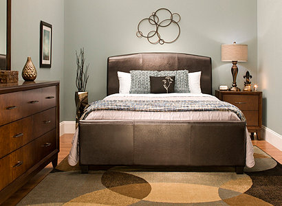 Bartell Contemporary Bedroom Collection | Design Tips & Ideas ...