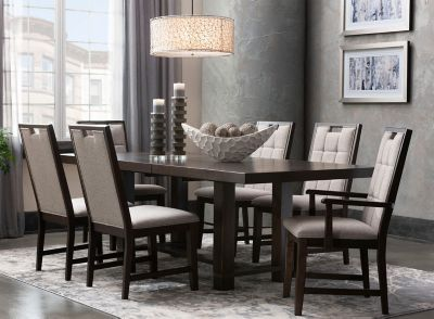 Andell 7 Pc Dining Set Raymour, Raymour And Flanigan Dining Room Sets