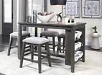 Napa Counter-Height 5-pc. Dining Set