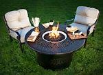 Sandbrook 3-pc. Outdoor Fireside Chat Set
