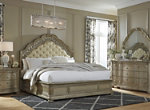 Bordeaux 4-pc. Queen Bedroom Set