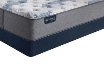 Serta IComfort Hybrid Blue Fusion 200 Plush Queen Mattress