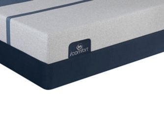 Serta IComfort Blue 100 Firm Memory Foam Queen Mattress