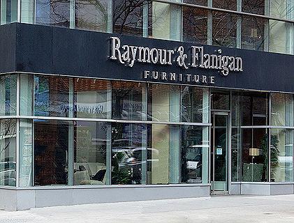 Raymour & Flanigan Furniture Brand Names