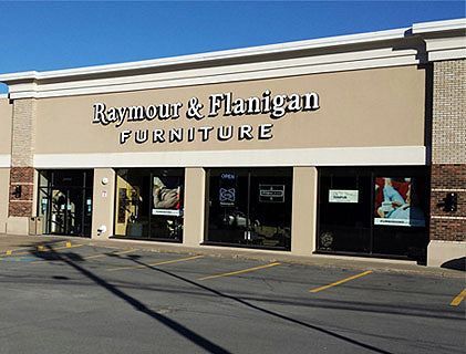About Raymour & Flanigan Furniture. Raymour & Flanigan Furniture is primarily engaged in Furniture. Raymour & Flanigan Furniture operates in Liverpool New York This establishment is involved in Furniture as well as other possible related aspects and functions of Furniture.