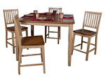 Brook 5-pc. Counter Height Dining Set