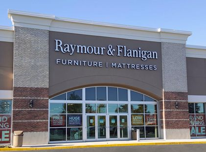 Raymour & Flanigan is a privately owned American company that specializes in home furnishing. Founded in the year , Raymour & Flanigan operates almost retail stores across the United States and employs over people.