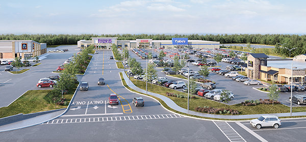 Retail Property Vineland, New Jersey