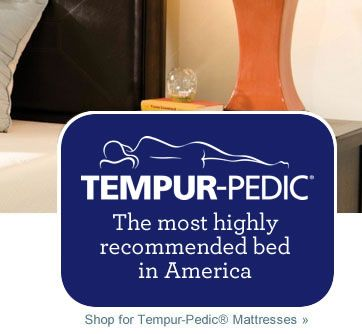 Shop for TEMPUR-PEDIC Mattresses