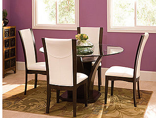Decorating Ideas For Your Dining Room With Contemporary Casual Transitional