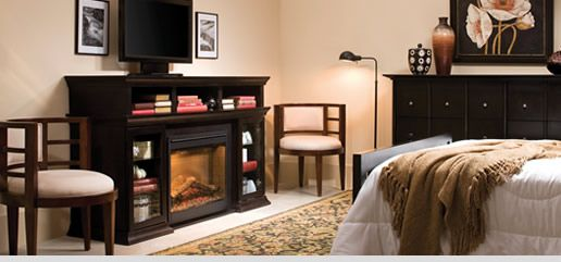 Create A Hot Spot Fireplaces Raymour And Flanigan Furniture