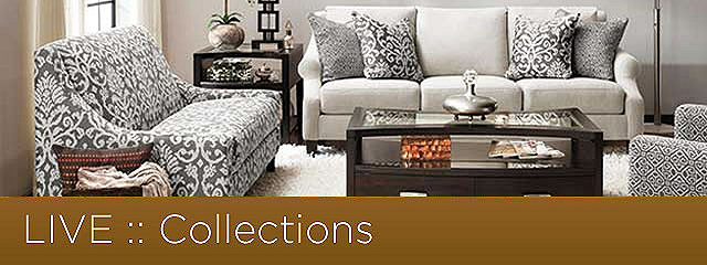 Decorating Ideas For Your Living Space With Leather Microfiber Chenille Cotton Room Collections