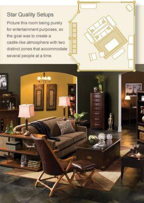 Raymour and Flanigan FurnitureInteractive Room PlannerDesign